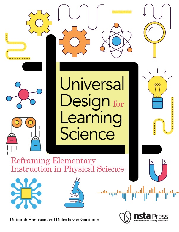 Cover of book, Universal Design for Learning Science