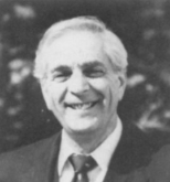 Black and white Image of the late Dr. Irwin L. Slesnick