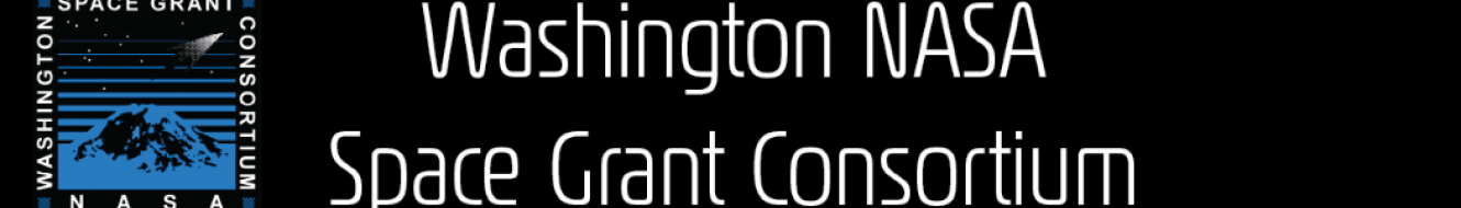 Banner of the Washington NASA Space Consortium